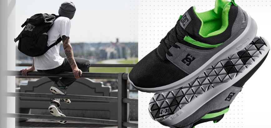 Акции DC Shoes в Отрадной